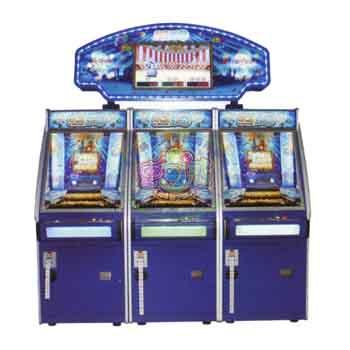 乐园游戏机_儿童乐园设备